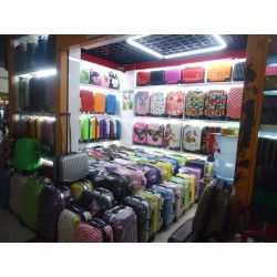 Yiwu Bags and Cases Market