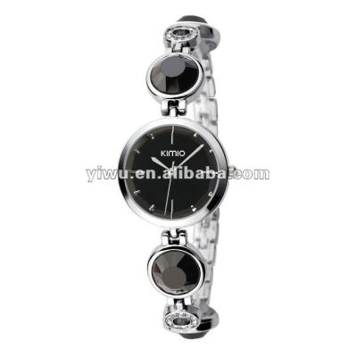 NO.1 Trusted Yiwu China KIMIO Wristwatch for lady commodity Agent