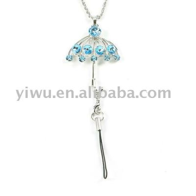 Umbrella shaped pendant