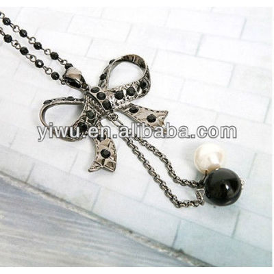 2013 Fshion long cute vintage style necklace