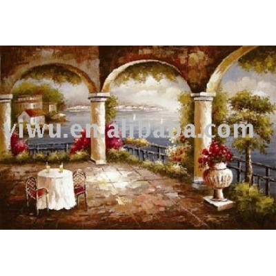 Sell masterpiece painting reproduction