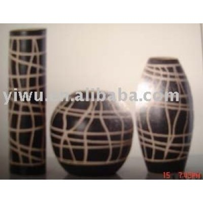Vases in Yiwu China