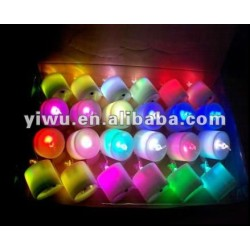 LED TEA LIGHT CANDLES