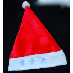 led light up Santa soft Hat