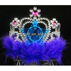 July 4th flashing led tiara