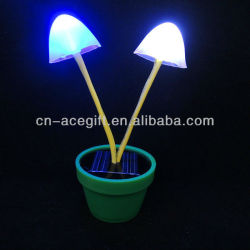 small mushroom solar night lights