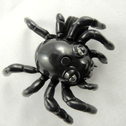 halloween light up ring for party favors with Spider