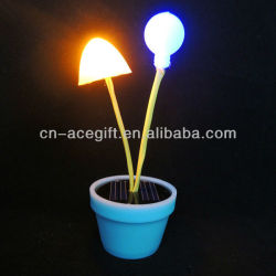 made in china mushroom sola night r lights