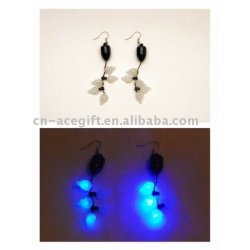 Flashing Earring