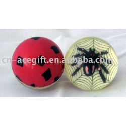 Gel bouncing ball