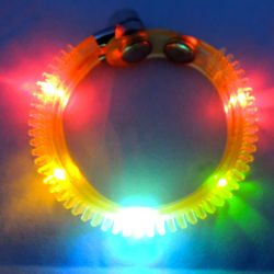 Led flashing bracelet,party decorations, party supply