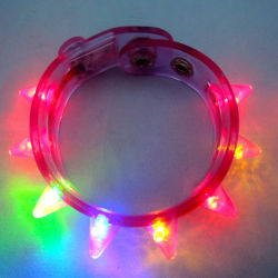 light up bracelets,wholesale party supply,party decorations