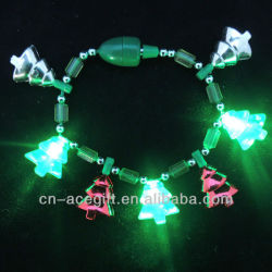 flashing bracelet,lighted halloween decorations