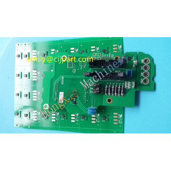 videojet 1210 ink core chips board