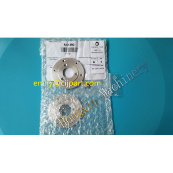 A41399 Imaje encoder adaptation plate 7000 9000