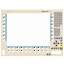 Siemens Touch Screen , Membrane Switch , Keypad  6AV6643-0BA01-1   OP277-6
