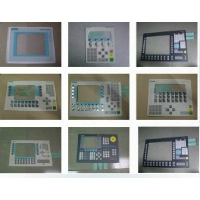 Siemens Touch Screen , Membrane Switch , Keypad  6AV3627-1qk00-2ax0   Tp27-6