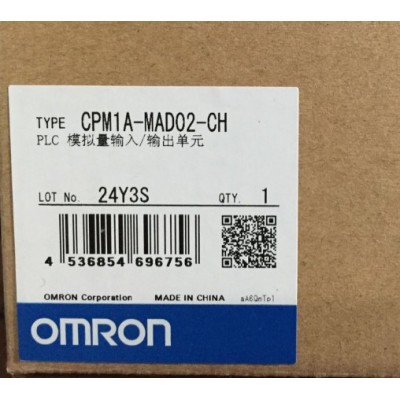 Omron Touch Screen  HMI  CPM1-MAD02