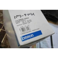 OMRON  POWER SUPPLY  S82K-10024