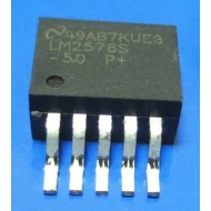 IC Voltage regulators   LM2576S-5.0