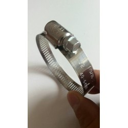 Hy-Gear Clamps Partiall Stainless