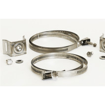 Stainless Steel Hose Clamp With Quick Release