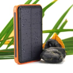 30000mAh Waterproof Solar Power Bank