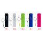 2600mAh External Battery Power Bank for iPhone 4 4s 5 5S 6 6 Plus