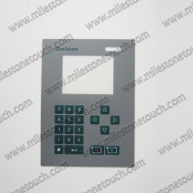 Membrane keypad for Delem DAC-360,Membrane switch for Delem DAC-360