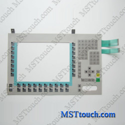 6AV7613-0AB11-0CF0 Membrane keypad switch for  6AV7613-0AB11-0CF0 Panel PC 670 12
