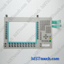6AV7613-0AA13-0BF0 Membrane keypad switch for 6AV7613-0AA13-0BF0 Panel PC 670 12