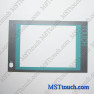 6AV7802-0BB10-1AC0 touch panel touch screen for 6AV7802-0BB10-  Replacement used for repairing