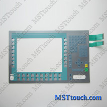 Membrane switch 6AV7852-0AD20-3BA0,6AV7852-0AD20-3BA0 Membrane switch PANEL PC477B 12