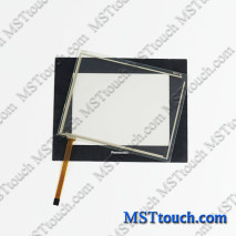 Microinnovationd XVH-330-57MPI-1-10 Touch screen for XVH-330-57MPI-1-10 touch panel