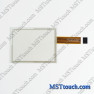 2711P-T7C4D8K touch screen panel,touch screen panel for 2711P-T7C4D8K