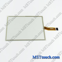 2711P-T12C4D8 touch screen panel,touch screen panel for 2711P-T12C4D8