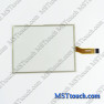 2711P-T12C4A8 touch screen panel,touch screen panel for 2711P-T12C4A8
