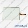 2711P-B12C4A9 touch screen panel,touch screen panel for 2711P-B12C4A9
