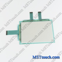 Touch screen digitizer for 3080028-01,touch membrane for 3080028-01
