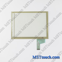 Touchscreen digitizer for Hakko V808CH,Touch panel for V808CH