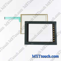 Touchscreen digitizer for FUJI UG430H-TS4,Touch panel for UG430H-TS4