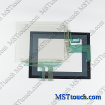 NS10-TV01B-V1 touch panel touch screen for OMRON NS10-TV01B-V1