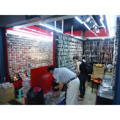 Yiwu and Guangzhou Sports Items Market Visit