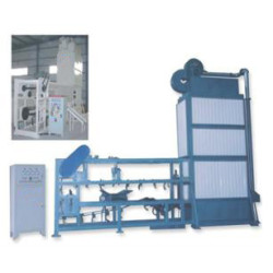 CV Brake Shoe Surface Treatment Machine