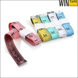 150cm/60inch Colorful Custom Design Sewing Tape Measure