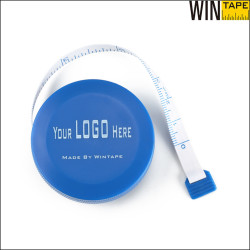 Fresh Blue Promotion Measuring Tape 60