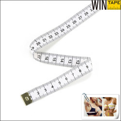 Both Sides 1.5 Meters CM Measuring Tape Sewing Tape