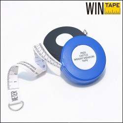 Blue Branded Logo Cattle/Cow/PigWeight Measuring Tape