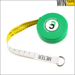 Green Branded Logo Cattle/Cow/Pig Weight Tape Measure