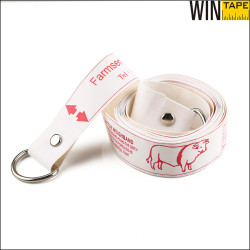 2.5meter Customized Breeding Cattle Animal Weight Tape Measure